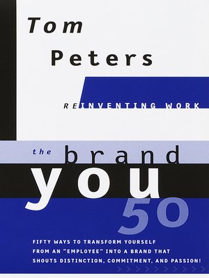 cover image of The Brand You 50 (Reinventing Work)
