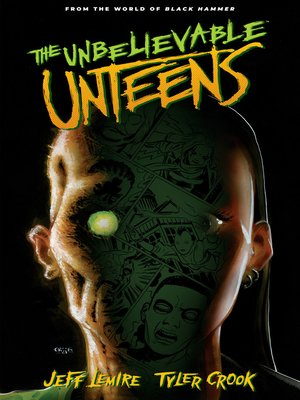 cover image of The Unbelievable Unteens