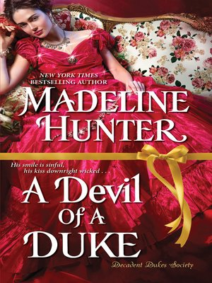 cover image of A Devil of a Duke