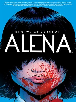 cover image of Alena