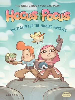 cover image of Hocus & Pocus