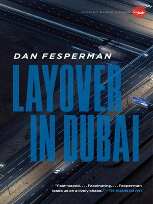 cover image of Layover in Dubai