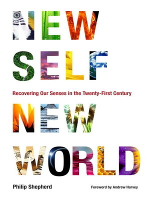 cover image of New Self, New World