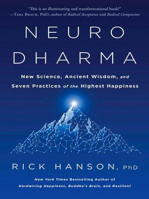 cover image of Neurodharma