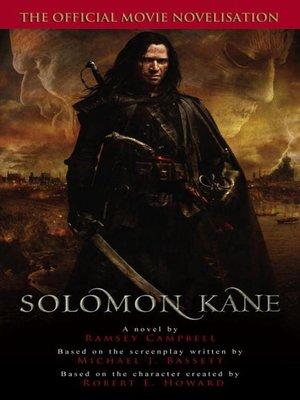 cover image of Solomon Kane