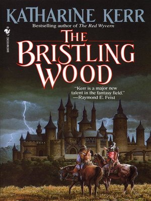 cover image of The Bristling Wood
