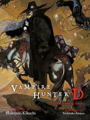 cover image of Vampire Hunter D Omnibus