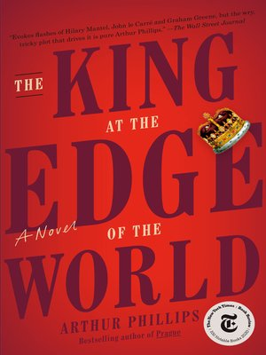 The King at the Edge of the World Book Cover