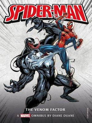 cover image of Spider-Man: The Venom Factor Omnibus