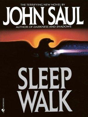 cover image of Sleepwalk