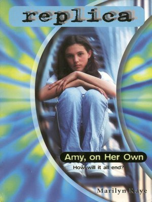 cover image of Amy, on Her Own (Replica #24)