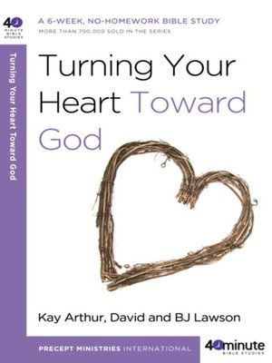cover image of Turning Your Heart Toward God