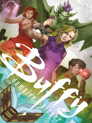cover image of Buffy Season 10 Library Edition Volume 1