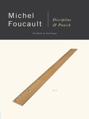 cover image of Discipline and Punish