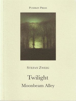 cover image of Twilight and Moonbeam Alley