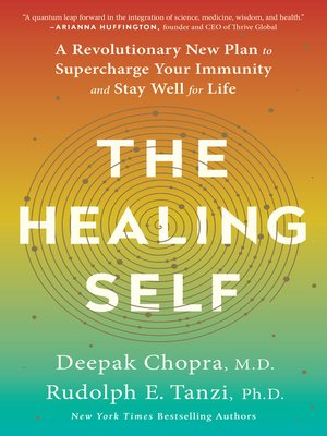 cover image of The Healing Self