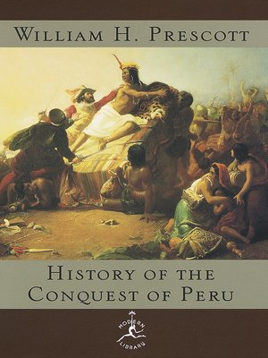 cover image of The History of the Conquest of Peru