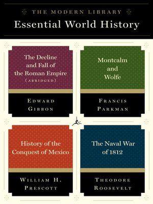 cover image of The Modern Library Essential World History 4-Book Bundle