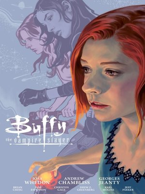 cover image of Buffy: Season Nine Library Edition, Volume 2