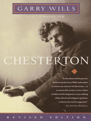 cover image of Chesterton