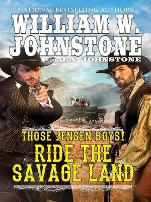 cover image of Ride the Savage Land