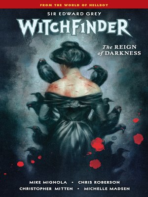 cover image of Witchfinder (2009), Volume 6