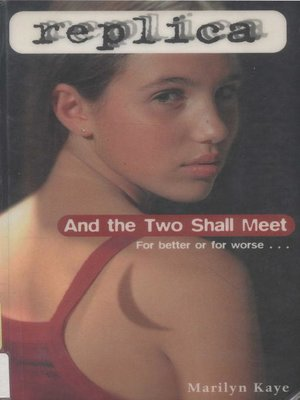 cover image of And the Two Shall Meet (Replica #6)