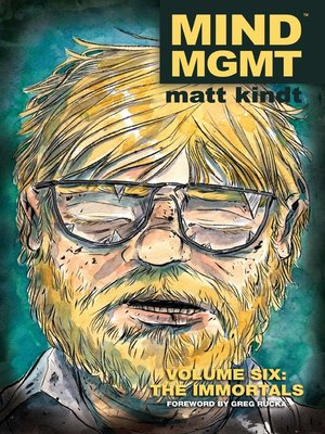 cover image of Mind MGMT (2012), Volume 6