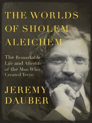 cover image of The Worlds of Sholem Aleichem