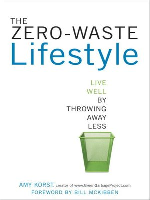 cover image of The Zero-Waste Lifestyle