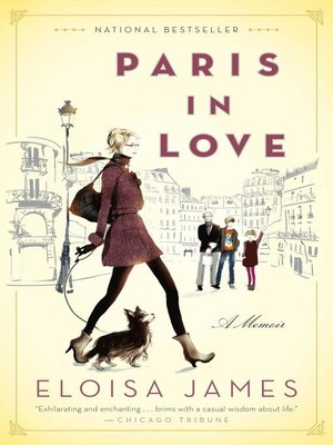 cover image of Paris in Love