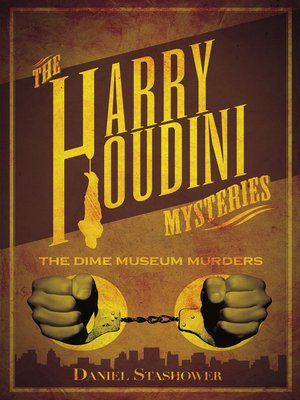 cover image of The Dime Museum Murders