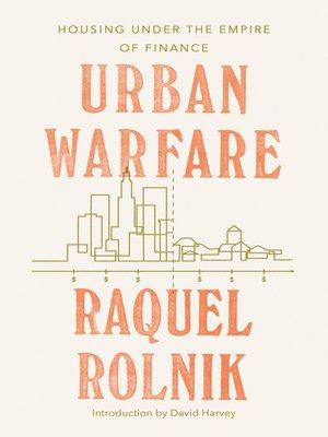 cover image of Urban Warfare