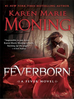 cover image of Feverborn