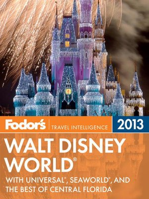 cover image of Fodor's Walt Disney World 2013