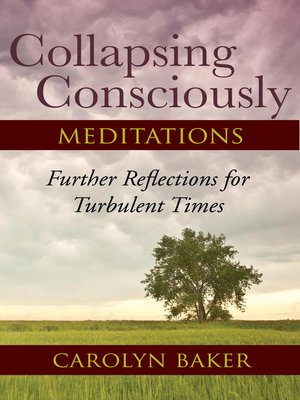 cover image of Collapsing Consciously Meditations