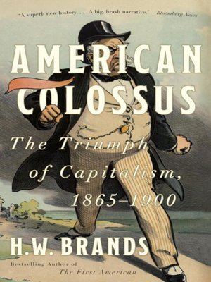 cover image of American Colossus