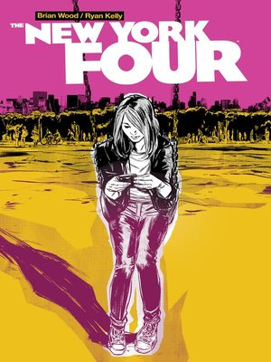 cover image of The New York Four