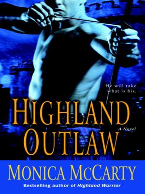cover image of Highland Outlaw