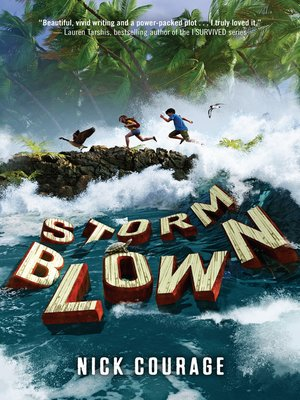 cover image of Storm Blown