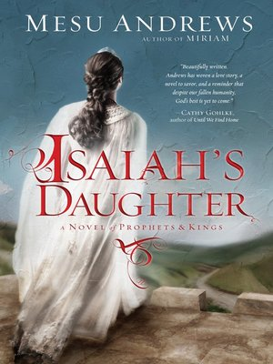 cover image of Isaiah's Daughter