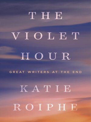 cover image of The Violet Hour