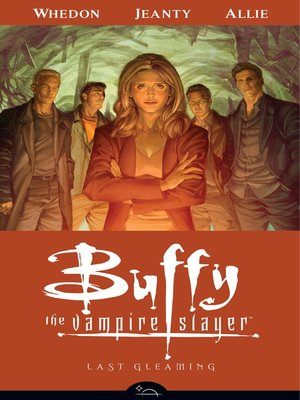 Buffy the vampire slayerseries overdrive rakuten overdrive buffy the vampire slayer fandeluxe Document