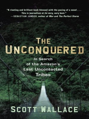 cover image of The Unconquered