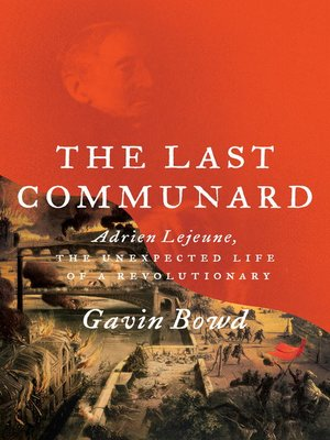 cover image of The Last Communard
