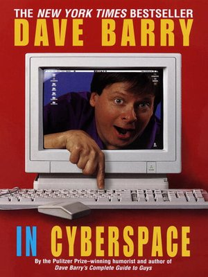 cover image of Dave Barry in Cyberspace