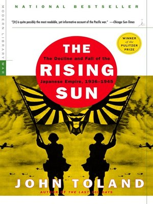 cover image of The Rising Sun