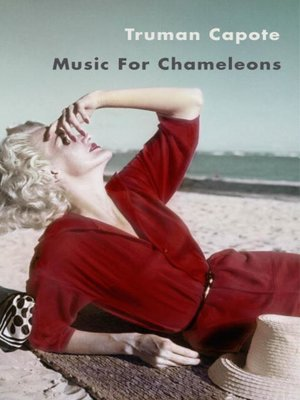cover image of Music For Chameleons