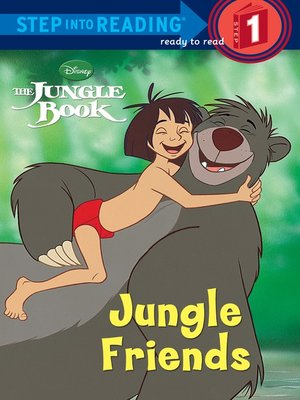 cover image of Jungle Friends
