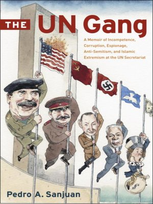 cover image of The UN Gang
